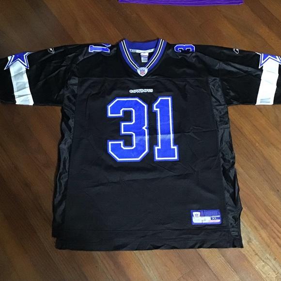Reebok Roy Williams #31 Dallas Cowboys Jersey